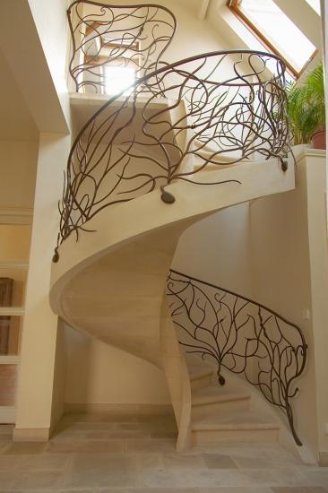 ferronnerie contemporaine thierry loeve maitre artisan en m tiers d 39 art ateliers d 39 art de france. Black Bedroom Furniture Sets. Home Design Ideas