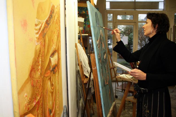 Nathalie Chossec - Ateliers D'Art De France