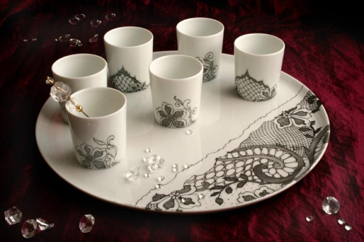 porcelaine haute couture ateliers d 39 art de france. Black Bedroom Furniture Sets. Home Design Ideas