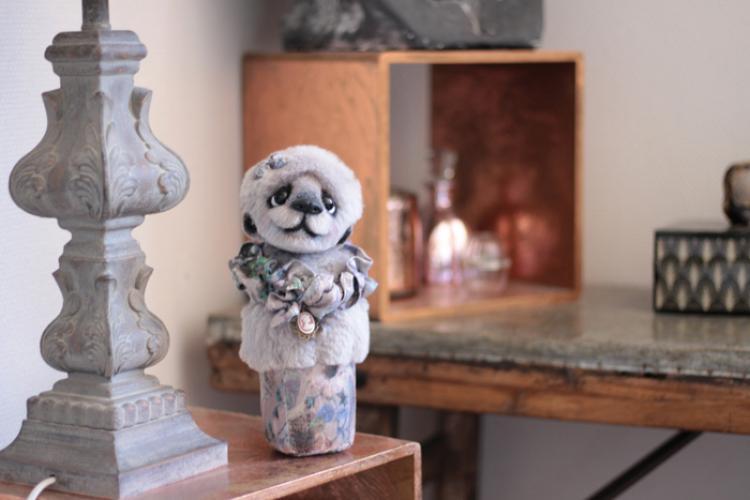 Le croc du loup blog archive anne marie verron et l for Anne marie witmeur decoration